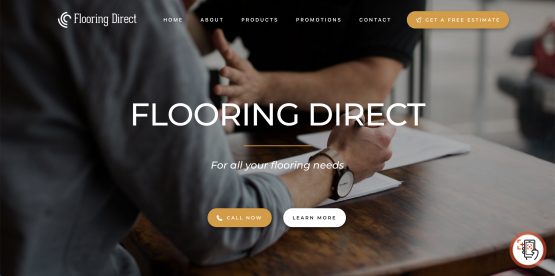 flooring direct desktop screenshot